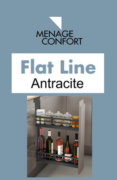 Menage & Confort - Linea (Antracite)