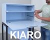 KIARO - Swivel operative cabinet